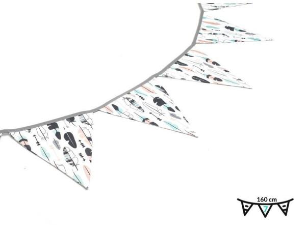 Kołderka 50 x 75 cm grochy brązowe|szary