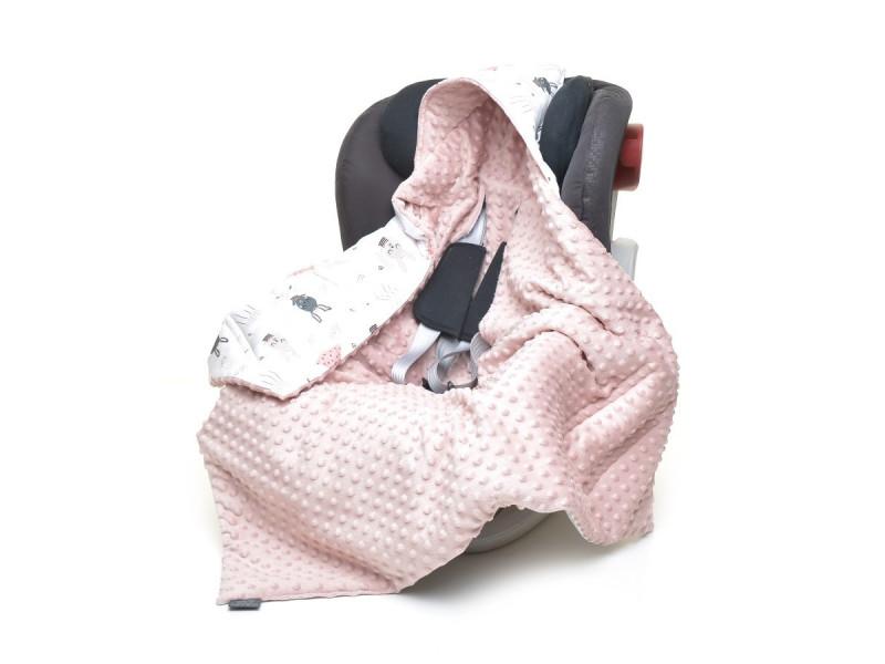 Kocyk do fotelika | baletnice