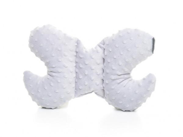 Kołderka 75 x 100 cm + poduszka 30 x 40 cm słoniki na turkusie|chabrowy