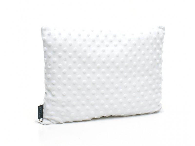 Kołderka 100 x 135 cm + poduszka 40 x 60 cm słoniki na turkusie chabrowy