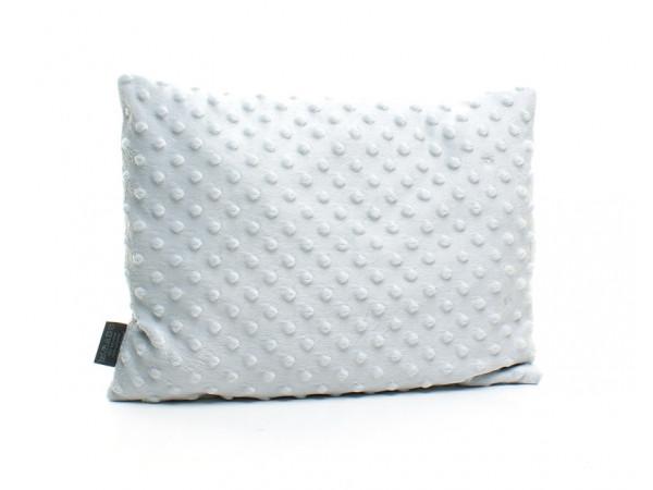 Kołderka 100 x 135 cm + poduszka 40 x 60 cm misie|grafit