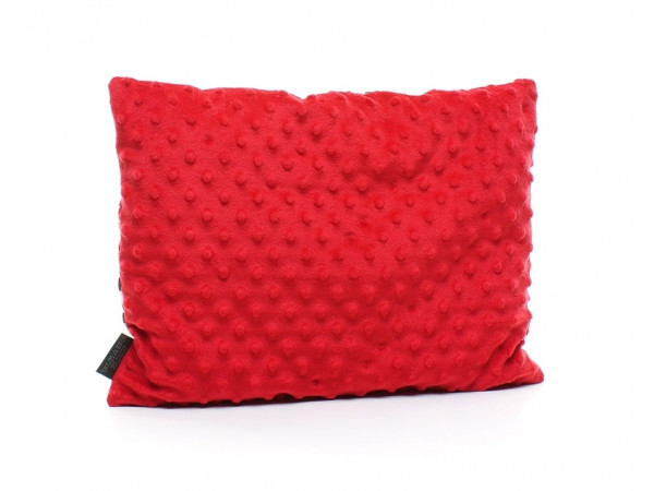 Kołderka 50 x 75 cm + poduszka 30 x 40 cm potworki szare|jasny zielony