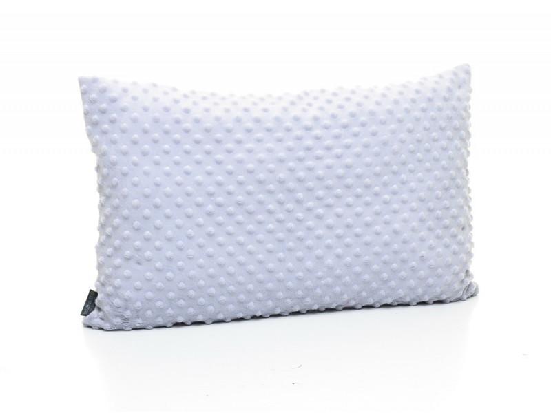 Kołderka 50 x 75 cm + poduszka 30 x 40 cm słoniki na turkusie|chabrowy