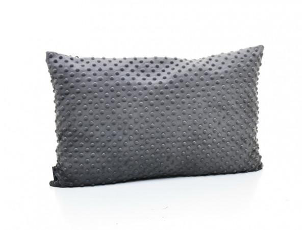 Kołderka 50 x 75 cm + poduszka 30 x 40 cm słoniki na turkusie|jasny zielony