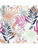 milutka kolorowe piórka| amarant